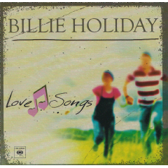 Holiday Billie - Love Songs (CD)