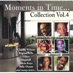 Moments In Time.... Collection - Vol.4 - Various Artists (CD)