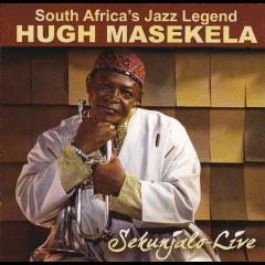 Masekela Hugh - Sekunjalo - Live (CD)