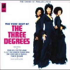 Three Degrees - Very Best Of Three Degrees (CD)