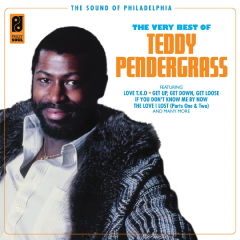 Pendergrass Teddy - Very Best Of Teddy Pendergrass (CD)