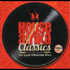 House Africa Classics - Vol.1 - Various Artists (CD)