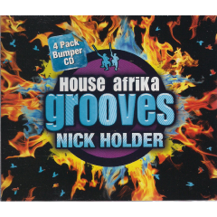 Various (4 C/d Set) - House Afrika Grooves - Nick Holder (CD)