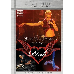 Pink - Live At Wembley Arena [Platinum Collection] (DVD)
