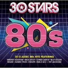 30 Stars - 80's - Various Artists (CD)