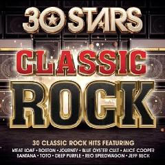 30 Stars - Classic Rock - Various Artists (CD)
