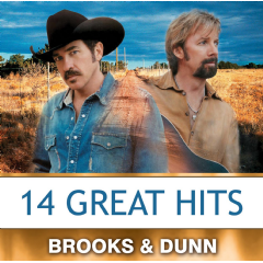 Brooks & Dunn - 14 Great Hits (CD)