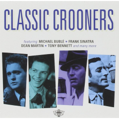 Classic Crooners - Various Artists (CD)