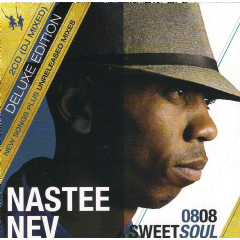 Nastee Nev - 0808 Sweetsoul [Deluxe Edition] (CD)
