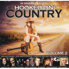 Hooked On Country - Vol.2 - Various Artists (CD)