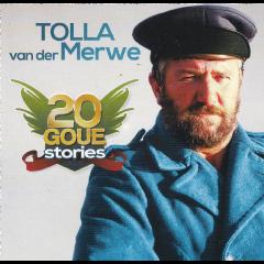 Van Der Merwe Tolla - 20 Goue Treffers (CD)