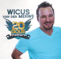 Van Der Merwe Wicus - 20 Goue Treffers (CD)