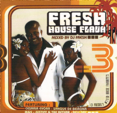Fresh House Flava - Vol.3 - Various Artists (CD)