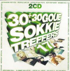 30+30 Goue Sokkie Treffers - Vol.17 - Various Artists (CD)