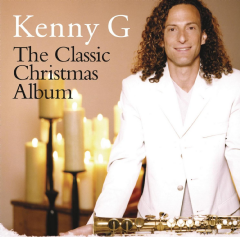 kenny g the classic christmas album cd - Luther Vandross Christmas