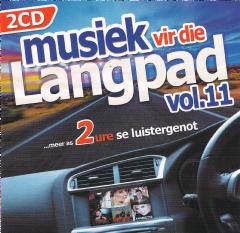 Musiek Vir Die Langpad - Vol.11 - Various Artists (CD)