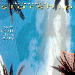 Starship - We Built This City - Greatest Hits (CD)