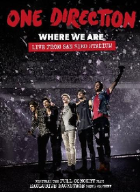 One Direction - Where We Are - Live From Siro Stadium (DVD)