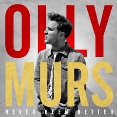 Murs Olly - Never Been Better (CD)