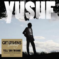 Yusuf/cat Stevens - Tell 'em I'm Gone (CD)