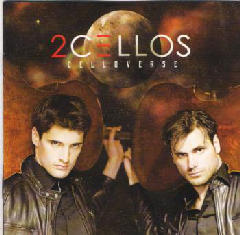 2cellos [sulic & Hauser] - Celloverse (CD)