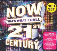 Now That's What I Call 21st Century - Various Artists (CD)