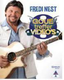 Fredi Nest - Goue Treffers Videos (DVD)