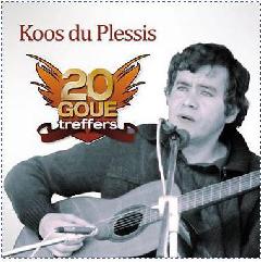 Koos Du Plessis - 20 Goue Treffers (CD)