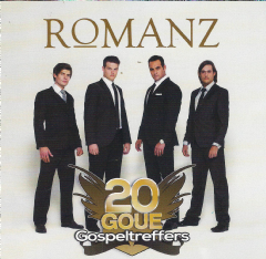 Romanz - 20 Goue Gospel Treffers (CD)