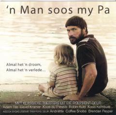 Man Soos My Pa - Klankbaan (CD)