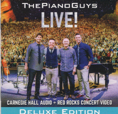 The Piano Guys - Live! (CD)