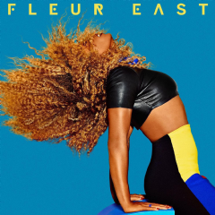 East Fleur - Love, Sax & Flashbacks (CD)