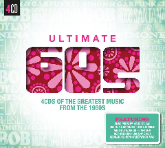 Ultimate 60's (CD)