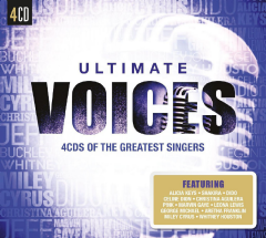 Ultimate Voices (CD)