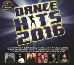 Various Artists - Dance Hits 2016 (CD)