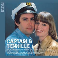 Captain & Tennille - Icon (CD)