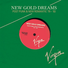 New Gold Dreams - Various Artists (CD)