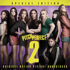 Pitch Perfect 2 (Ost) - (Import CD)