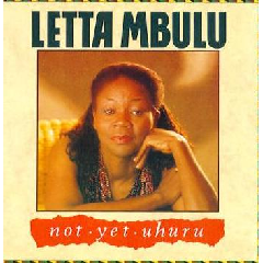 Letta Mbulu - Not Yet Uhuru (CD)