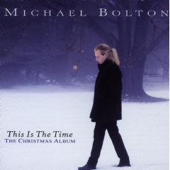 Michael Bolton - This Is The Time - The Christmas Album (CD)