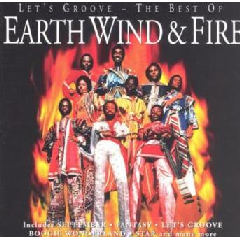 Earth, Wind & Fire - Let's Groove - The Best Of Earth, Wind & Fire (CD)
