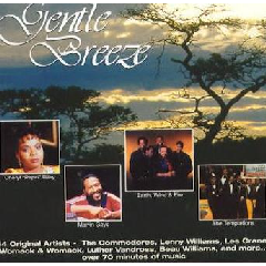 Gentle Breeze - Various Artists (CD)
