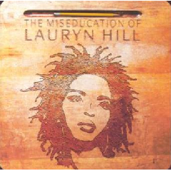 Lauryn Hill - The Miseducation Of Lauryn Hill (CD)
