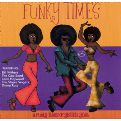 Funky Times - Various Artists (CD)