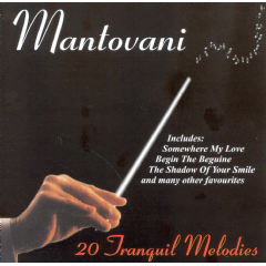 Mantovani - 20 Tranquil Melodies (CD)