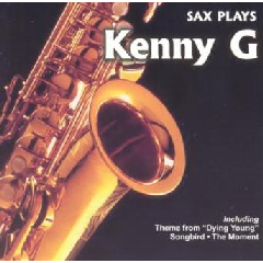 Sax Plays Kenny G - Various Artists (CD)