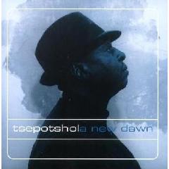 Tshepo Tshala - A New Dawn (CD)