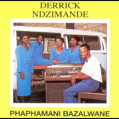 Derrick Ndzimande - Phaphamani Bazalw (CD)