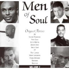 Men Of Soul - Vol.2 - Various Artists (CD)