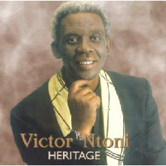 Victor Ntoni - Heritage (CD)